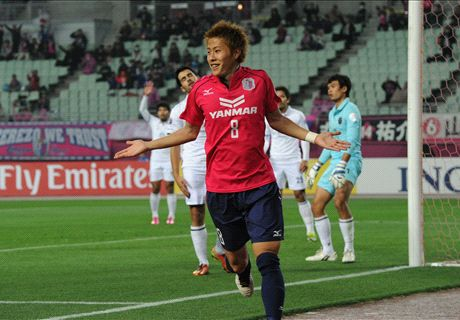 Kakitani returns to Cerezo