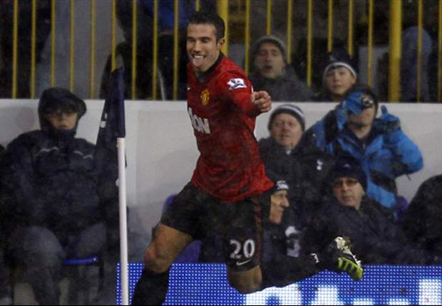 'I am in the best condition of my life' - Van Persie reveals secret behind prolific Manchester United form