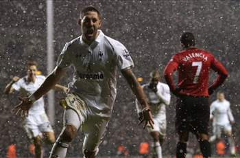 Dramatic Dempsey equalizer grants Spurs draw with Man United