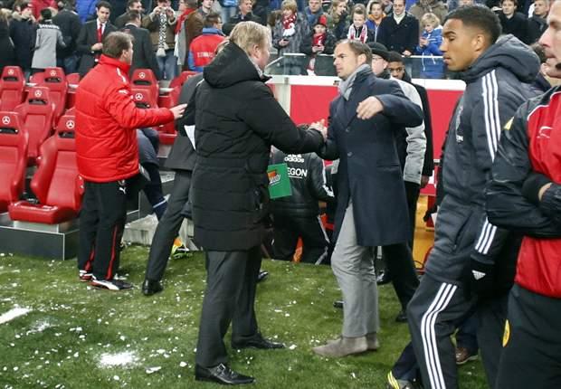 """De Boer: """"Wat is het plan van Feyenoord dan?"""""""