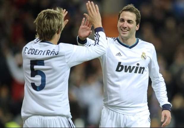 ¡Diego López y Gonzalo Higuaín son titulares! Alineaciones confirmadas del Granada-Real Madrid