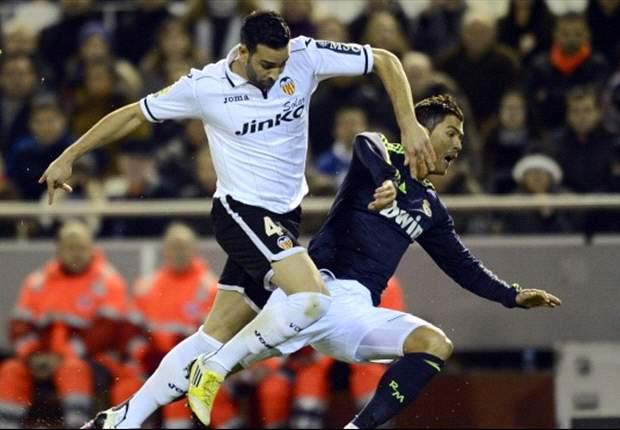 Valencia recibe al Real Madrid, en la tercera entrega de la saga con la Copa como protagonista