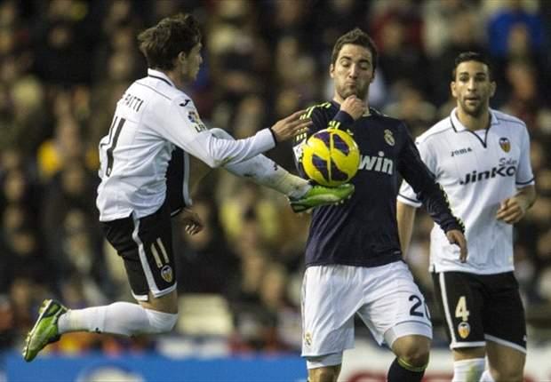 Valencia - Real Madrid: Sigue en vivo la Copa del Rey en Goal.com