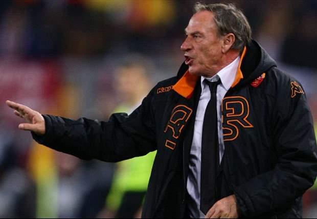 Zdenek Zeman: AS Roma Belum Menyerah