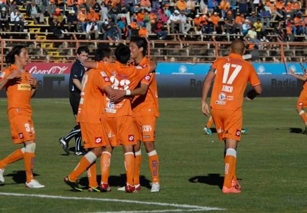 Cobreloa da el primer golpe en Calama