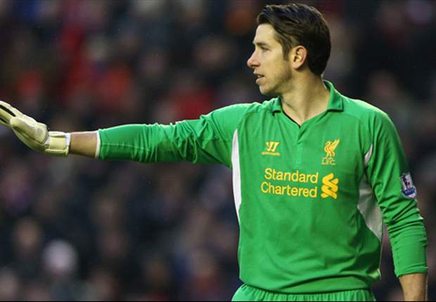 Brad Jones: I want to play until I'm 40
