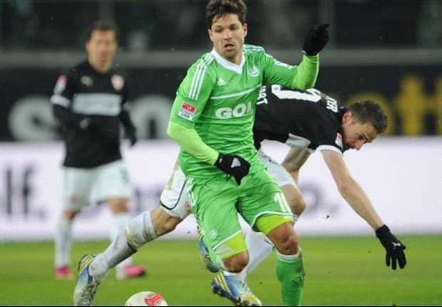 Diego lässt sich Zukunft in Wolfsburg offen