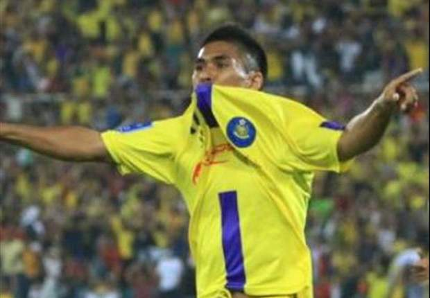 Pahang's Fauzi Roslan ready to shine for the Malayan Tigers