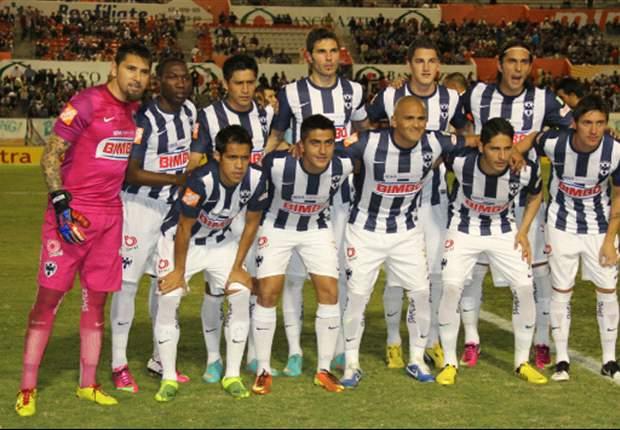 Monterrey, tras la marca de Cruz Azul en Concachampions