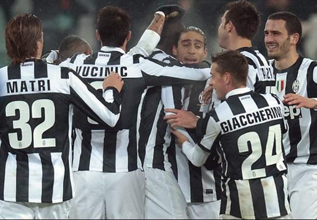 Juventus Rilis Skuat Versus Genoa