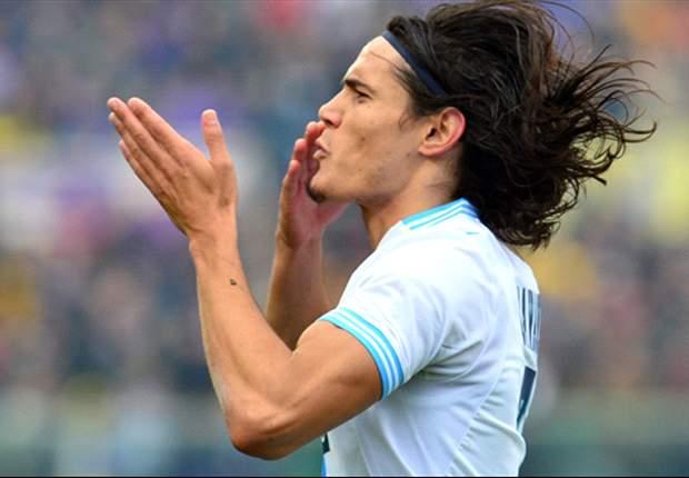 """Scudetto? Cavani non pronuncia la parola magica, ma ci crede: """"Voglio regalare un sogno ai tifosi azzurri"""""""