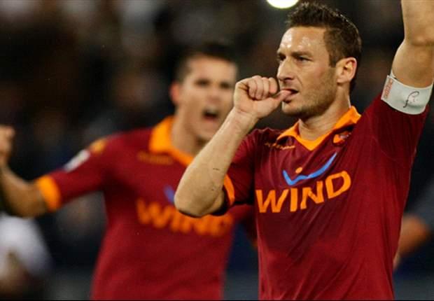 Franco Baldini: Francesco Totti Layak Dapat Kontrak Baru