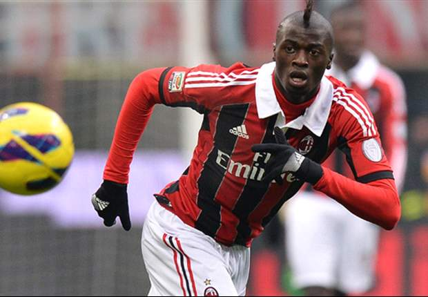 Niang: I was mental when I first joined AC Milan