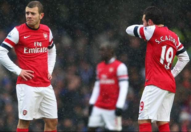 Wilshere return could hinder progress for Rosicky-inspired Arsenal