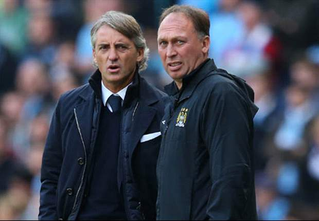 Mancini wants to win 'everything' at Manchester City - Platt