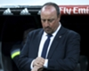 'Traumatic changeover hurt Benitez'