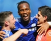 Courtois keen on Drogba return