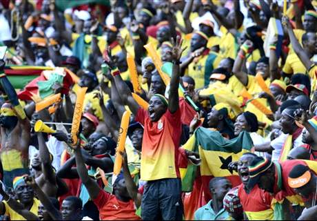 Ghana drop in November Fifa Rankings