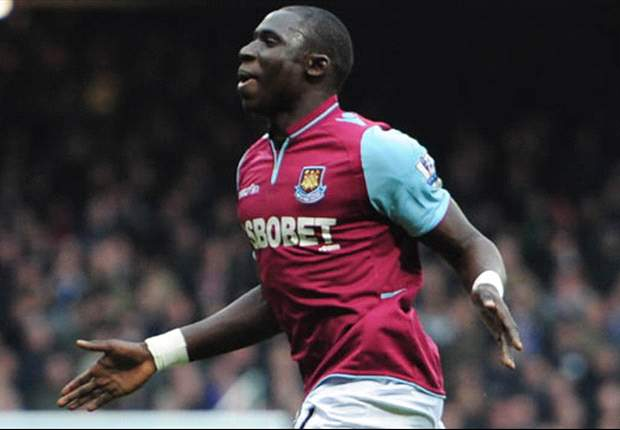 Arsenal prepare to make Diame their first January signing