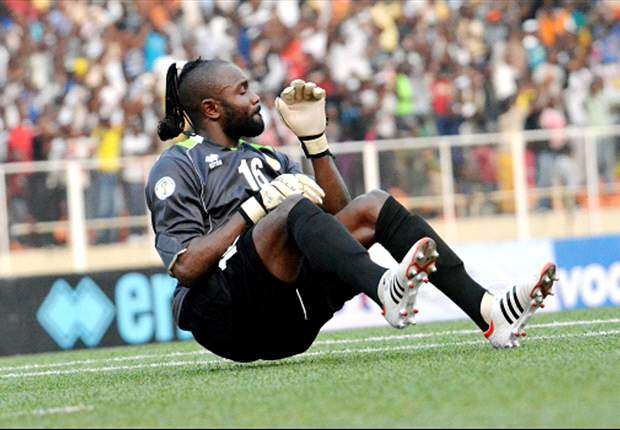 The TP Mazembe goalkeeper was instrumental to DR Congo's success in Polokwane