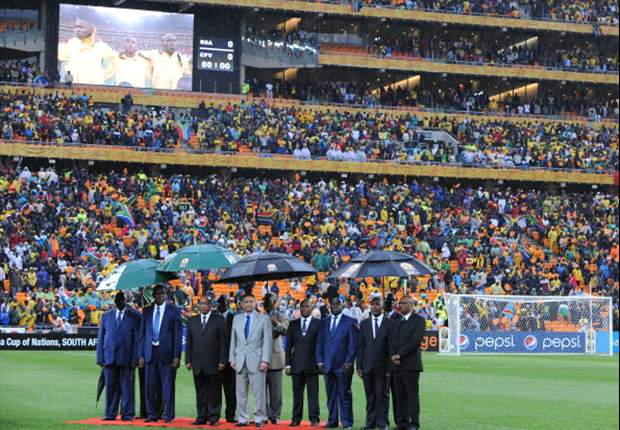 "Editorial: The spirit of ""ubuntu"" prevailed at the National Stadium in Bafana's opening game"