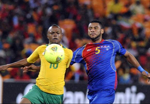 Bafana attacking midfielder Serero is itching to start against Angola on Wednesday