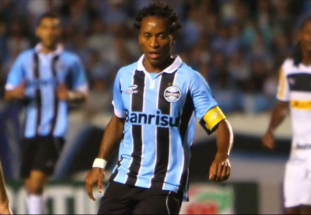 Gremio y Liga de Quito definen su futuro en la Libertadores