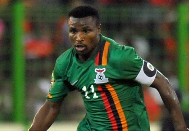 Zambia captain Christopher Katongo: We are ready for Nigeria