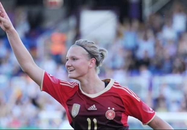 Alexandra Popp zur Nationalspielerin des Jahres gewählt