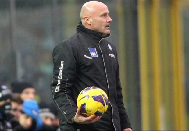 """L'Atalanta ritrova i 3 punti e Denis, Colantuono respira: """"Partire dalla panchina gli ha fatto bene, è stato decisivo"""""""