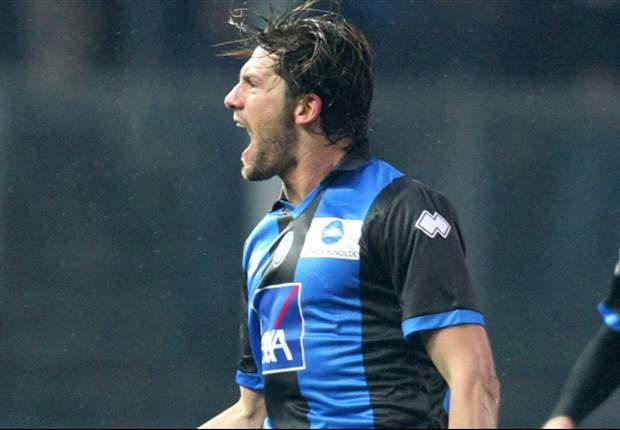 """Stendardo 'assist-man' suona la carica: """"Ho rivisto lo spirito della vera Atalanta. Ora tutti concentrati per la sfida contro il Catania"""""""