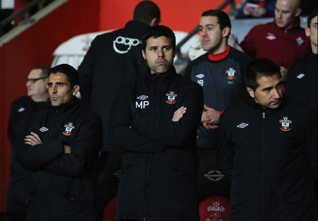 Pochettino: No problem between me and ex-Southampton boss Adkins
