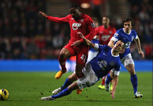 Everton schiet niets op met gelijkspel