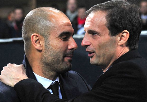 Picking Guardiola ahead of Allegri is yet another embarrassment for Fifa