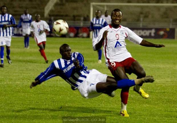 Sofapaka tie Congolese Patrick Kagogo to two year contract after terminating loan deal with champions Tusker