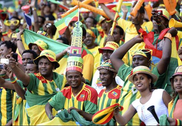 Caf fines Ethiopia $10,000 for fan trouble during Zambia game