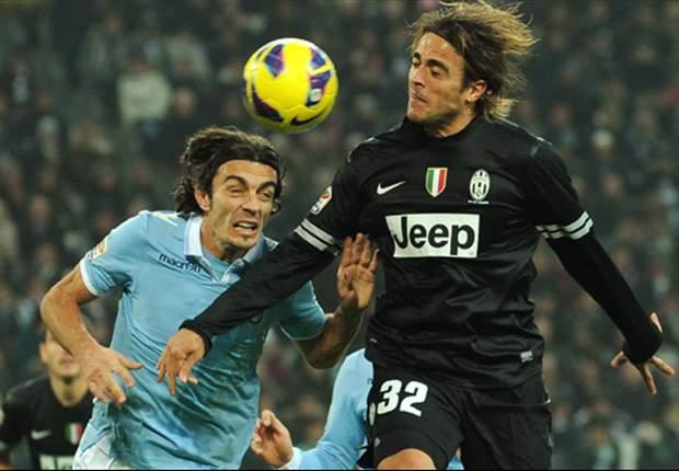 Coupe d'Italie - Juve et la Lazio dos à dos (MT)