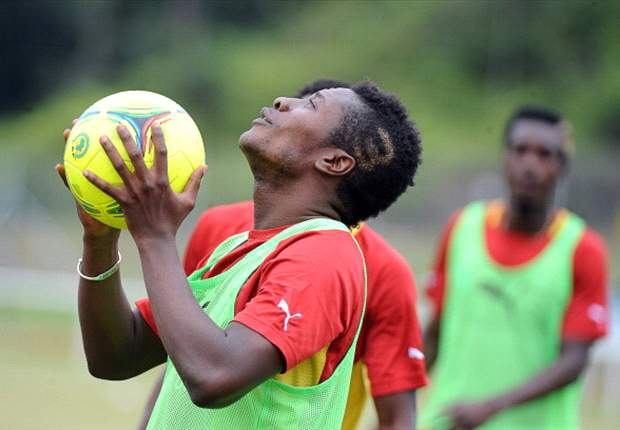 Asamoah Gyan - Ghana vs Tunisia friendly