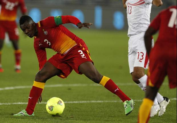 Ghana 4-0 Sudan: The Black Stars were 'merciless' as they recorded a heavy win over Sudan in the 2014 world cup qualifier