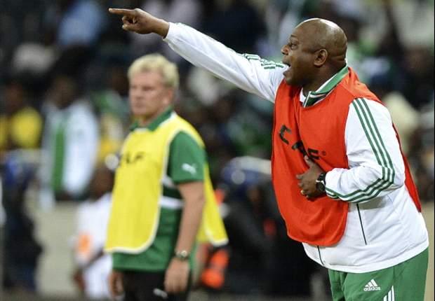 Keshi shifts focus to Zambia after Burkina Faso draw