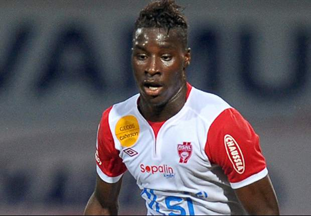 Newcastle sign Nancy left-back Haidara on five-and-a-half year deal