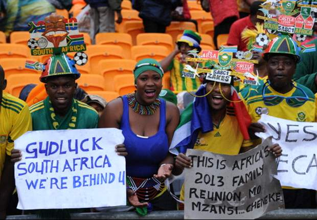Afcon Comment: Fans need to back Bafana Bafana