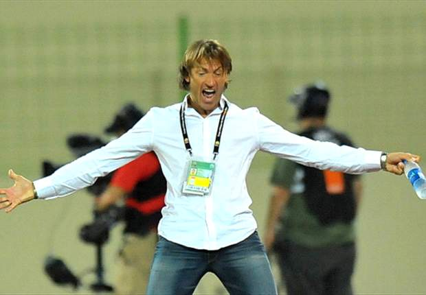 Zambia part ways with coach Herve Renard