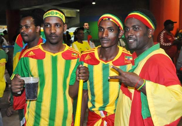 Ethiopia fans are ready for a party in Addis