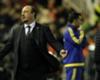 Rafa Benitez thanks Real Madrid