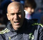 Zidane reveals Real coaching team