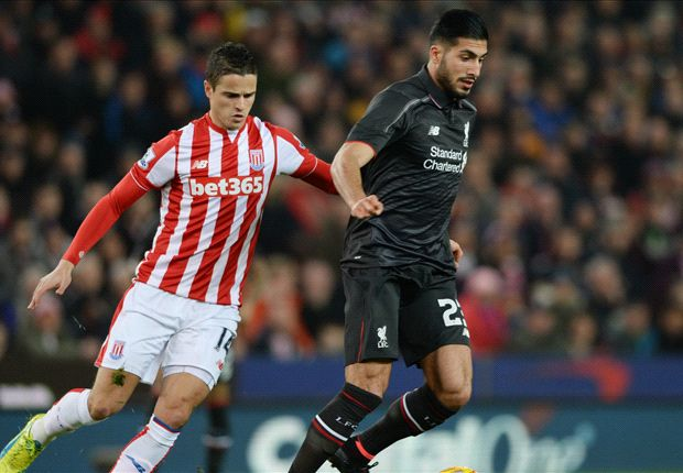 Liverpool's Dejan Lovren set for return against Stoke