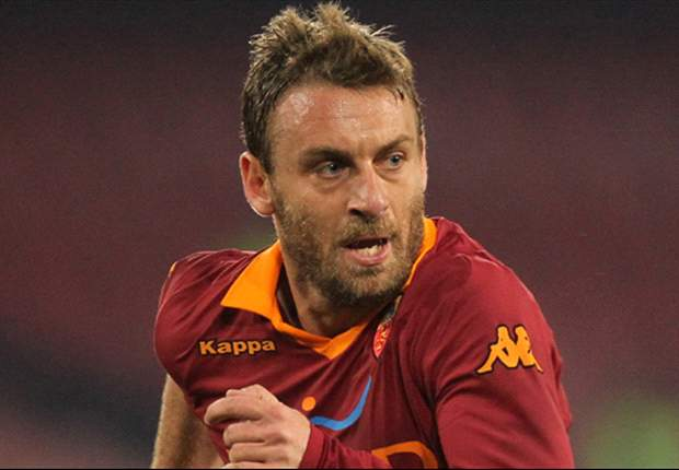 De Rossi hopes football captures the attention in Coppa Italia final