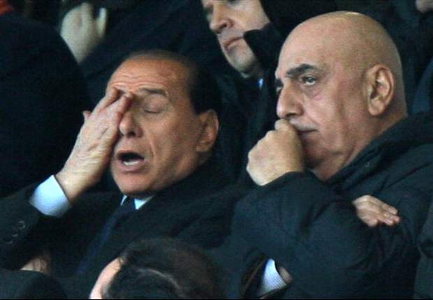 Time for Berlusconi & Galliani to wake up - only Balotelli, Abate, De Sciglio and De Jong are real AC Milan quality