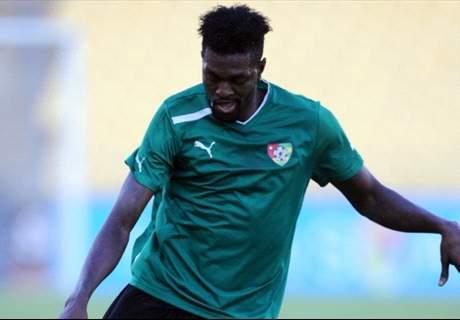Adebayor de retour avec le Togo